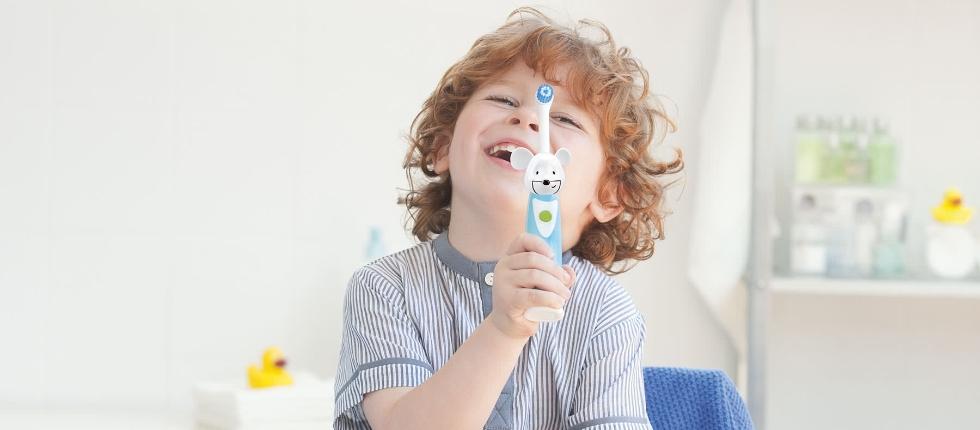 Spazzolare sin dal primo dente