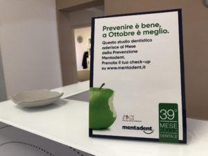 Dentista Orazio Cicero mese della prevenzione a Rosolini
