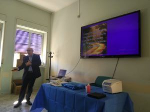 Dott. Orazio Cicero in aula